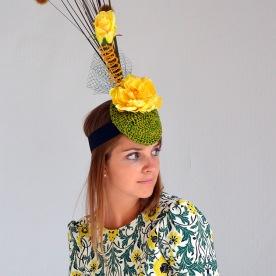 Les chapeutés - Fleurs hirsutes