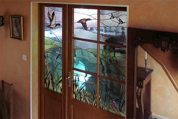 Romain Glorieux - vitrail