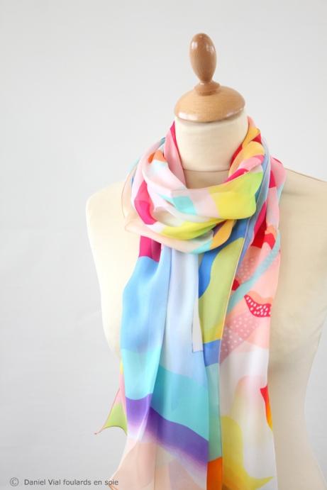 DANIEL VIAL 5 - C daniel vial foulards